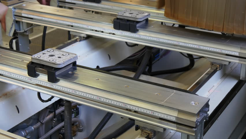 Ergonomic Flat Table Cnc Router And Machining Center At