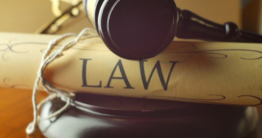Header of Law