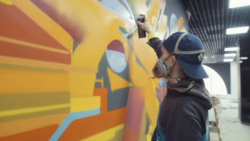 Graffiti Wall Free Video Clips - (50 Free Downloads)