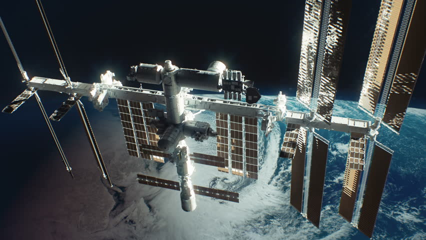 Realistic rendering of the international space station in 4K. This is part of 4 separate animations. Make sure you see all of them and choose the one that is best for your needs.