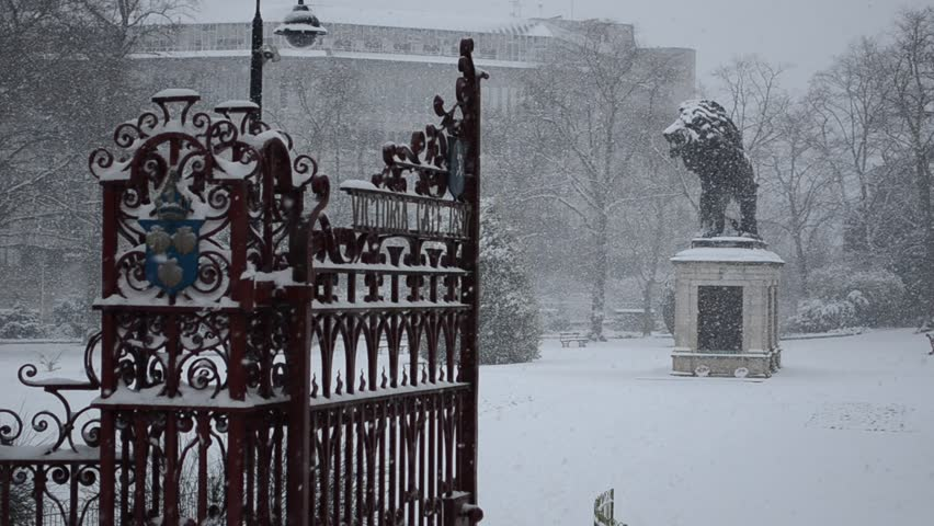 England Christmas Snow.Winter Christmas Snow In The Stock Footage Video 100 Royalty Free 12759263 Shutterstock