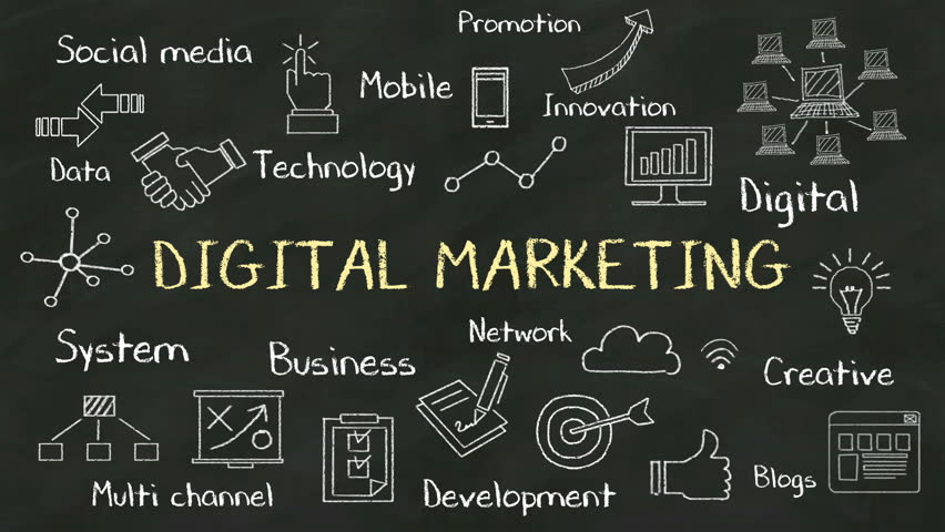 6 Tempting Digital Marketing Trends in 2018 for Business ...