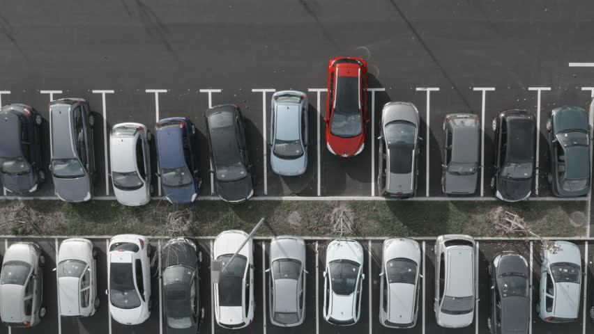 Getting To The Point – Parking