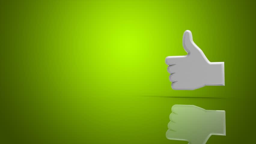 Thumb up   Shutterstock HD Video #13123433