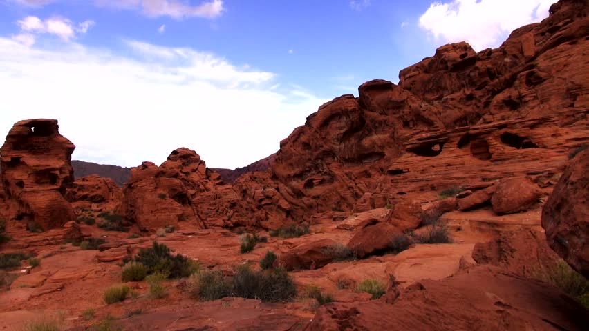 Valley Of Fire National Park Nevada USA.58 | Shutterstock HD Video #13179443
