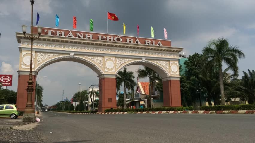 Ba Ria, Vietnam - August Video de stock (totalmente libre de regalías)  13277663 | Shutterstock