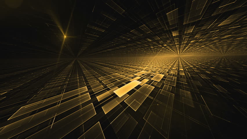 Binary Code Background Animation Stock Footage Video