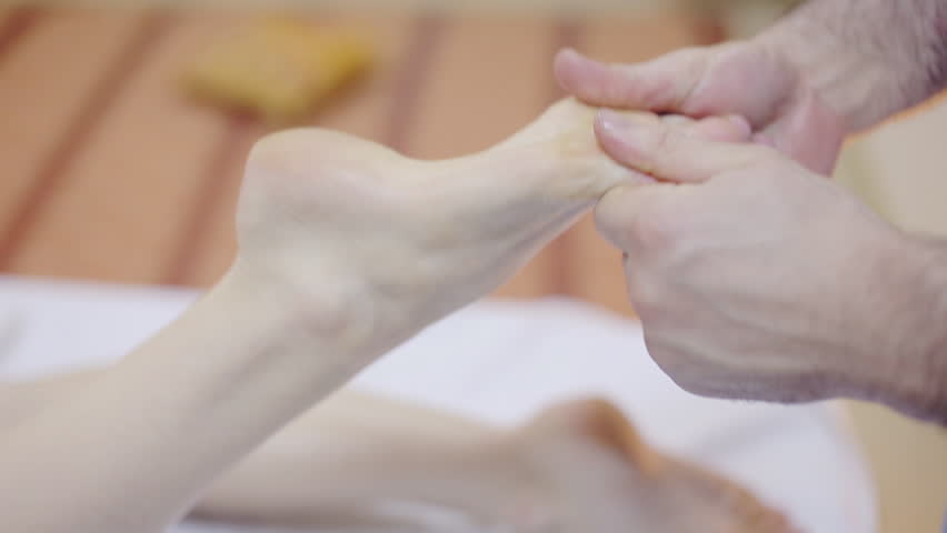 Close-up Shot of Massage Therapist Stock Footage Video (100% Royalty-free)  13491263 | Shutterstock