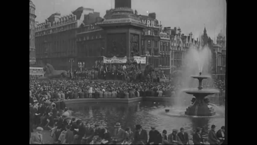 CIRCA 1930s - England prepares for war against the Nazis in 1939.