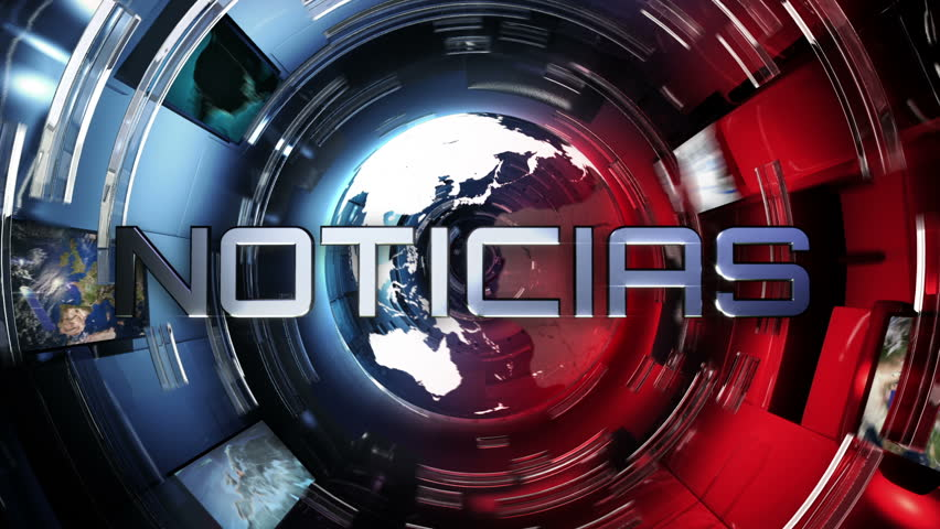 News broadcast titles. Noticias, clima, mundo. Red. 3 videos in 1 file. News presentation, three different themes. Spanish version. More languages available in my portfolio.