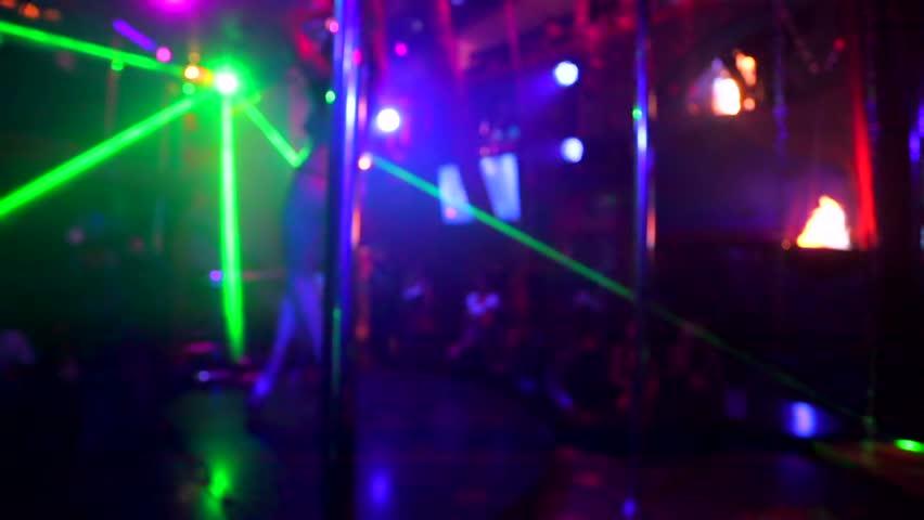 Strip club blowjob