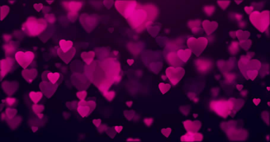 Heart Neon Lights. Stock Footage Video 2174126 | Shutterstock