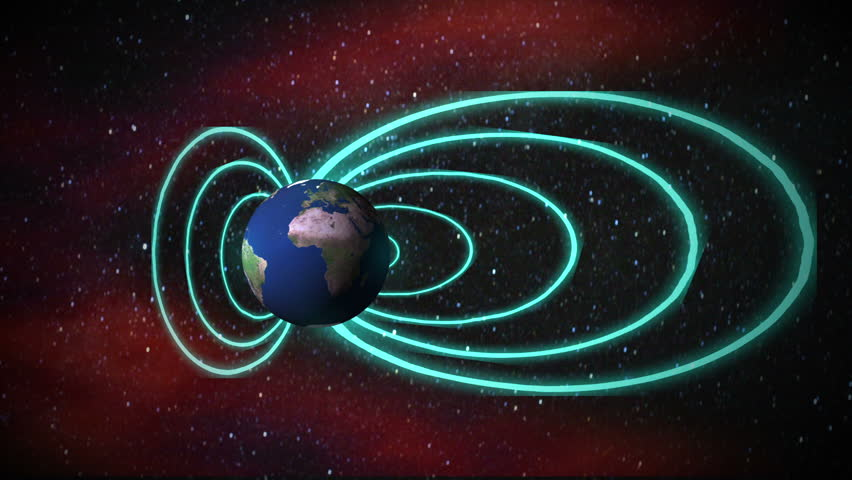 Header of magnetosphere