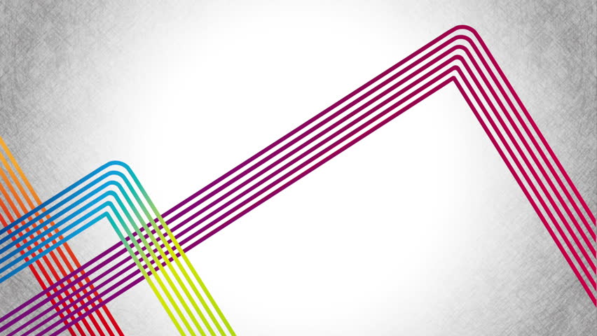 Lines Background Design Video Animation Stock Footage
