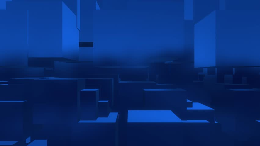 Blocks and cubes abstract motion background | Shutterstock HD Video #14120003