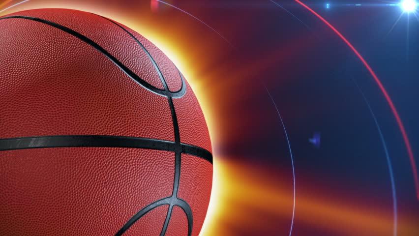 Basketball Background Stock Footage Video Shutterstock
