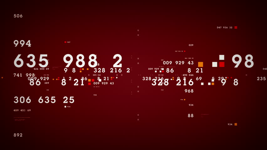 Data and Numbers - Data and number values passing through cyberspace. All clips are available in multiple color options. All clips loop seamlessly. | Shutterstock HD Video #14396848