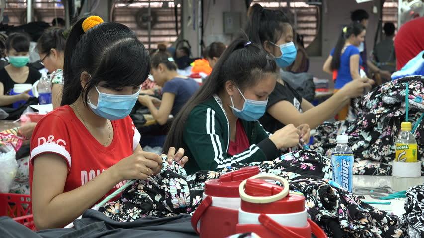 Saigon, Vietnam - 9 December Stock Footage Video (100% Royalty-free)  14701123 | Shutterstock