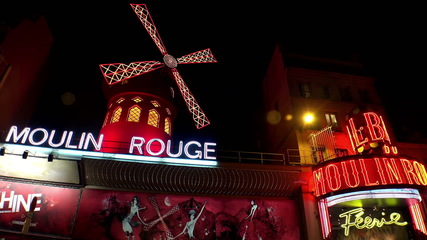 lighting in moulin rouge Moulin rouge music from baz luhrmann's film: best compilation and his production of la boheme also won awards for best scenic design and best lighting design at.