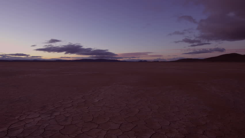 High desert playa night to day transition time lapse, over-exposing, Red Camera | Shutterstock HD Video #14972863