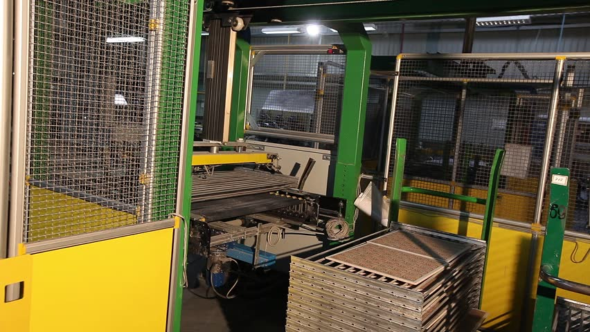 How Its Made Manufacturing Ceramic Tiles With Tile Plant A Typical Fast Firing