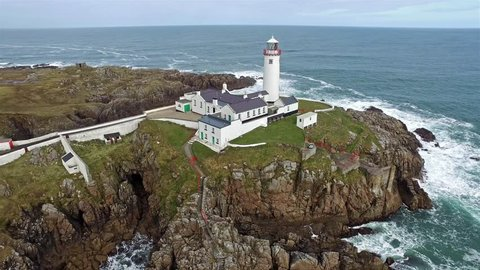 Fanadhead Lighthouse, Donegal, Ireland