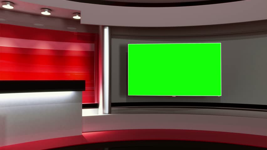 Studio The Perfect Backdrop For Any Green Screen O