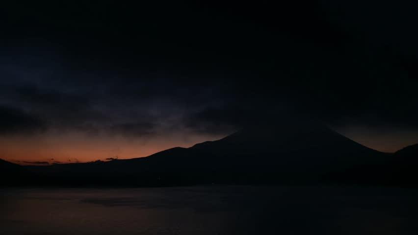 Mt Fuji and Lake Motosu | Shutterstock HD Video #15447403