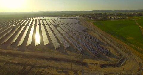 solar energy, field