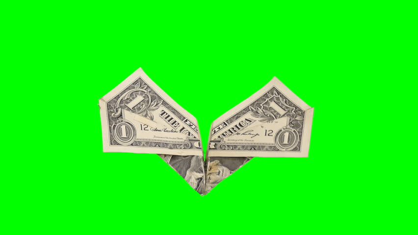 Money Origami - A Butterfly Lei for Graduation - Sugar and Charm | 480x852