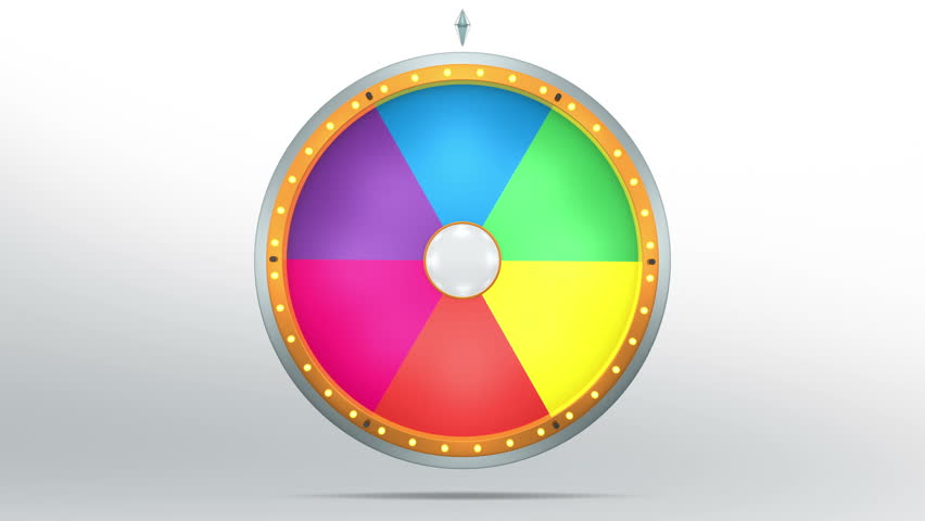 The wheel of fortune or Lucky spin animation was created by Three Dimensional. Video is included the alpha channel and motion loop.  Welcome to use for game and sale promotion concept. | Shutterstock HD Video #15687379