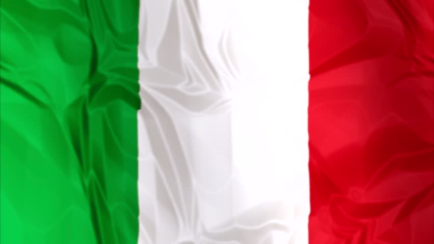 Waving Flag Of Italy Green Stock Footage Video 100 Royalty Free 15707323 Shutterstock