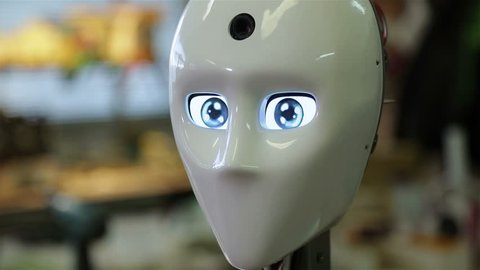 Robot rebooted and saw the world