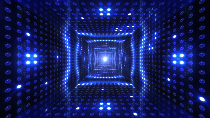 Hi Tech Abstract Background Hd Stock Footage A Grid Like
