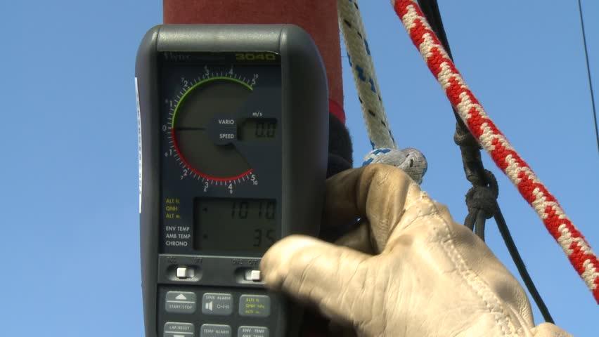 Header of variometer