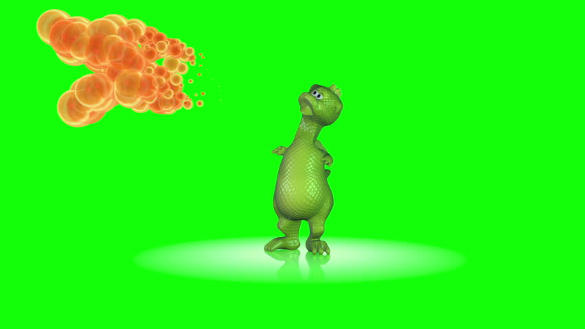 Fire-breathing Dragon Shakes His Booty Stock Footage Video (100%  Royalty-free) 15920443 | Shutterstock