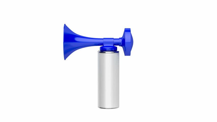 Header of air horn