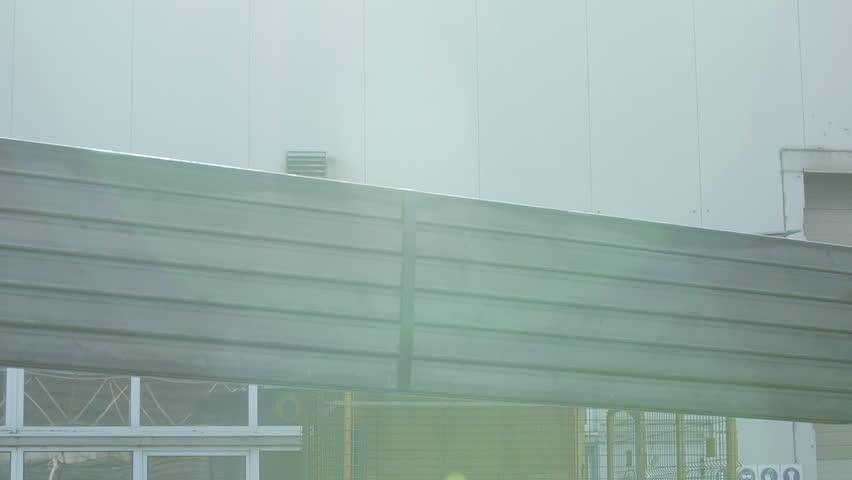 Mobile mammoet crane at work | Shutterstock HD Video #16093003
