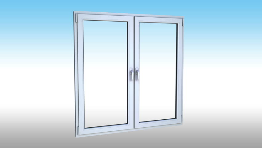 Plastic Window Frames And Pvc Stock Footage Video 100 Royalty Free