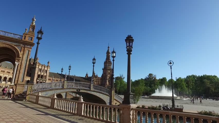 silhouette lighting definition. seville andalusia spain april 14 2016 square ultra high silhouette lighting definition