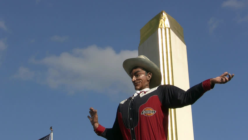 Dallas circa 2015 the new big tex with jet flying over head at the dallas circa 2013 big tex talking at the state fair of texas october 15 publicscrutiny Image collections
