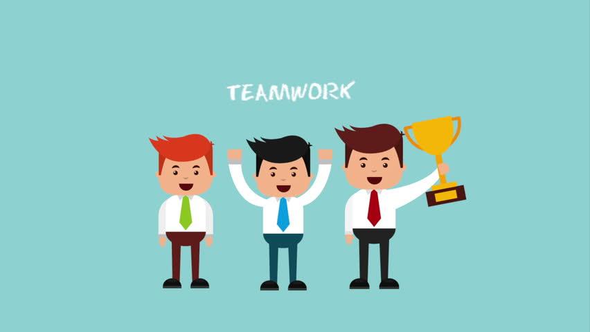 Resultado de imagem para teamwork cartoon