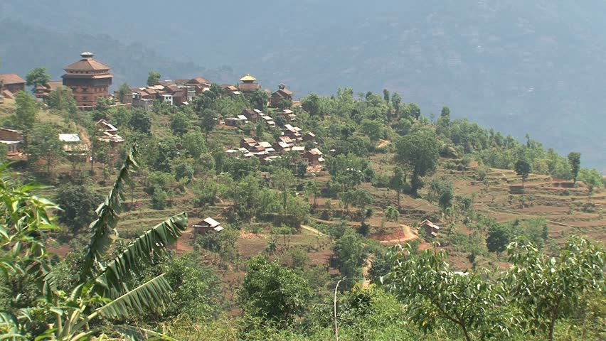 Nuwakot District, one of the seventy-five districts of Nepal.