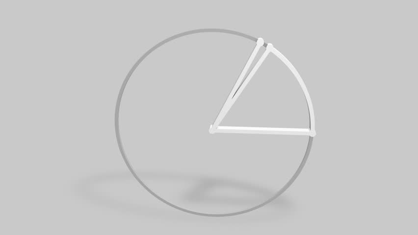 Computer generated, Mathematical animation, What is Pi.