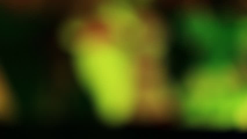 Light In Dark Room abstract light random color with moving slow motion of blurred