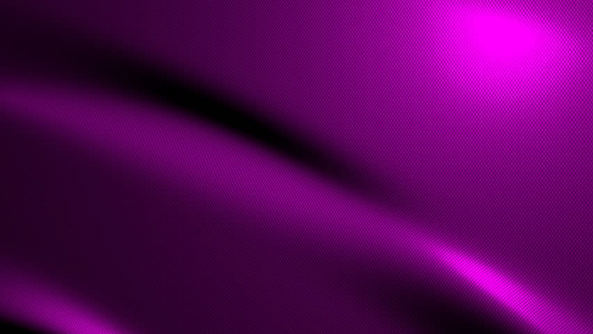 4k Purple Fabric Wave Animation Background Seamless Loop.