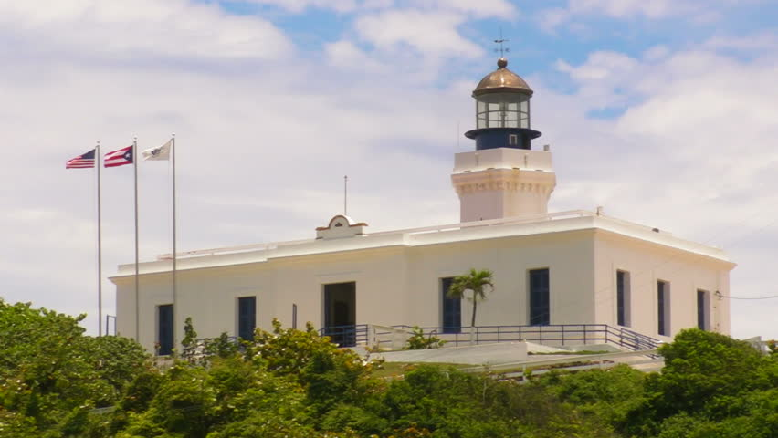 Puerto Rico - Arecibo Lighthouse | Shutterstock HD Video #1810637