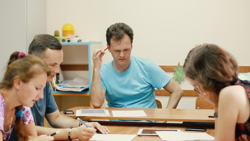 Учитель и студентка россия