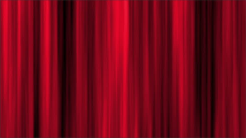 Abstract Red Curtain Background | Shutterstock HD Video #18364873