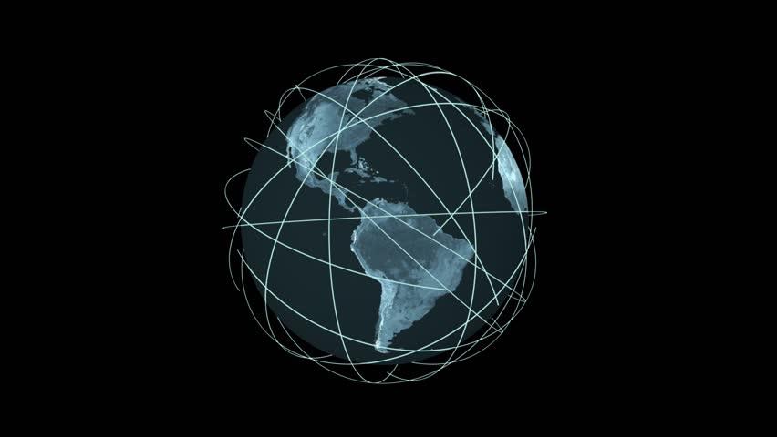 Growing Global Network. #18472003